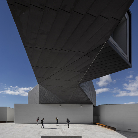 Ílhavo Maritime Museum Extension by ARX Portugal 2