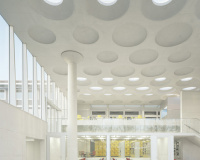The Forum at Eckenberg Gymnasium – Ecker Architekten