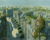 Architect's future 'Vegetal Cities' merge nature with the man-made (Video)