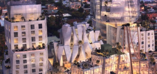 """LA's architectural boom is a result of cheap spaces for creatives and the Uber taxi service"" 2"