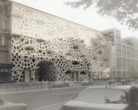 Smart Masonry proposes lighter concrete buildings, built by robots