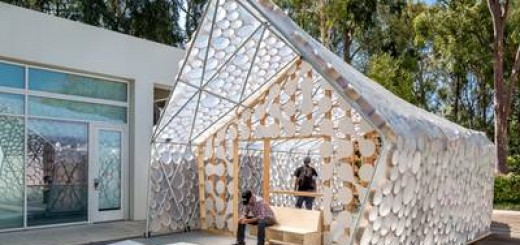 Students' lightweight tiny home is a biohabitat for affordable housing crisis 2